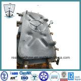 Puerta de acero resistente a la intemperie