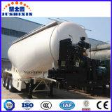 3 Semi Aanhangwagen van de Tank van het Cement van de as 35m3 de Bulk met de Compressor van de Lucht en Motor Desiel
