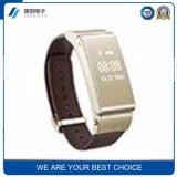 Reloj sano del teléfono de Bluetooth del paso de progresión del enchufe de fábrica del ritmo cardíaco del desgaste elegante elegante del reloj