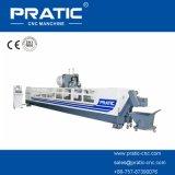 Máquina de trituração fazendo à máquina das peças do CNC com Pratic Pyb