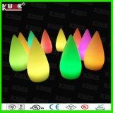 Portable LED rechargeable décoratif LED mariage table lampe d'éclairage