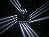 4 Haupt-LED-bewegliches Kopf-Träger-Licht