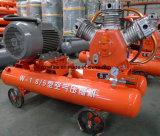 Kolben-Dieselluftverdichter W-1.8/5 der Kaishan Marken-15HP 5bar beweglicher