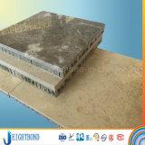 ホテルDecotaionのための大理石の石造りサンドイッチ蜜蜂の巣のパネル