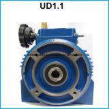 Velocità variabile meccanica industriale Variator di Stepless di serie di Udl