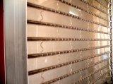 Titus 안전 석쇠 투명한 PVC 회전 셔터 문 (Hz TD020)