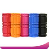Yoga à haute densité de rouleau de mousse de massage coloré