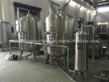 Máquinas automáticas de água de filtro automático de aço inoxidável (RO)