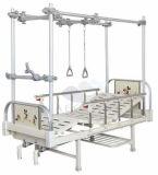 AG-Ob004 Ce& ISO kennzeichnete 2 Kurbel-Metallorthopädisches Bett