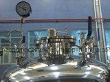 化学材料のための500L圧力貯蔵タンク