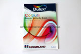Catalogue personnalisé de couleur de peinture de série de Colorland