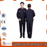 Sûreté d'uniformes d'ingénieur électrique antistatique de 35%Cotton et de 65%Polyester
