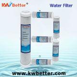 CTO de Patroon van de Filter van het Water met de Gesponnen Patroon van de Filter van het Water