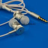 Trasduttore auricolare del MP3 del trasduttore auricolare del telefono mobile del metallo