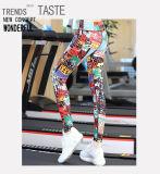Мода для изготовителей оборудования плюс размер дамы Йога Legging с вами собственного логотипа