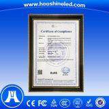 Excelente Calidad P10 SMD3528 Color Azul agente inmobiliario Ventana Pantalla LED