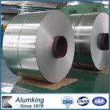 Bobina de aluminio de la embutición profunda