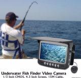 15/30m Wdm 800tvl 수중 물고기 비데오 카메라