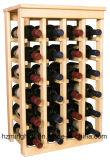 Racks individuais de 4 colunas Premium Rack de vinil de madeira modular