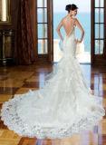 Alineada de boda integral de la colmena de la capa doble de las correas dobles atractivas