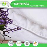 Protector impermeable respirable del colchón de la alergia anti gemela de la talla