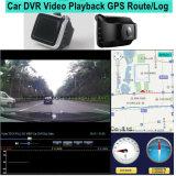 """2018 2.7 """" 5.0mega Ov4689車のカメラ、1296p車のブラックボックス、Google MapのダッシュカムDVR-2718著ルートを追跡するGPSが付いている2K解像度のAmbrella A7la50車DVRのレコーダー"""