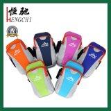 Il telefono mobile impermeabile trasporta il sacchetto corrente del braccio del sacchetto della manopola
