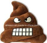 Palier drôle d'Emoji de dunette de jouet de peluche de gosses