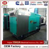 Generador de Foton Isuzu, generador de potencia diesel silencioso de 30kVA/24kw Denyo