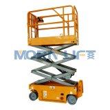 Strumentazione di sollevamento mobile automotrice di capienza 380kg di altezza 6m mini