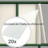 Cerca del jardín de la pantalla de la tira del PVC de Stein-Optik 450g el 19cm*35m de la buena calidad