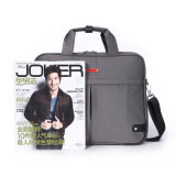 Ordinateur portable Notebook Business Shoulder 15,6 '' Laptop Nylon Function Bag
