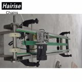 Conteneur portable Hairise Slat Bend Pallet Chain Convoyeur industriel de nourriture