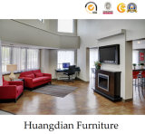 Hôtel de taille double chambre à coucher meubles (HD220)