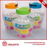 Bottiglia di plastica del succo puro dell'animale domestico popolare, bottiglia bevente dell'acqua, bottiglia di vino