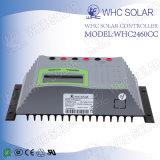 プラスチックシェルPWMの太陽電池パネルのコントローラ12V/24V