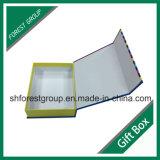 Caixas de presente do papel do cartão do pedido feito sob encomenda para empacotar