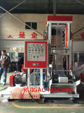 Taiwan-Qualitätsmini Plastikfilm-durchbrennenmaschine