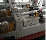 Sjz 65/132 konische Doppelschrauben-Plastikverdrängung-Maschine für Profil/die Panel-/Vorstand-Herstellung
