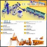 Constructeur froid d'usine d'asphalte de mélange de la construction de routes Mhb80