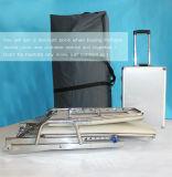 Silla dental portable con las ruedas que viajan Hr-Ml09
