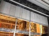 Панель сандвича--Цемент внутренне, внешняя доска волокна EPS стены