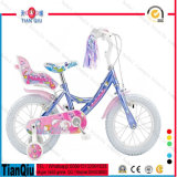 Fabbrica 2016 Price 12 Inch Hot Wheels Kids Bike per le neonate/Sport Cycles Girls Beach Cruiser Bike/Children 4 Wheel Bike