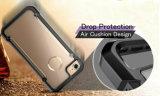 더하기 Apple iPhone 7/7를 위한 Unicorn 딱정벌레 시리즈 이중 층 공간 세포 또는 이동 전화 케이스