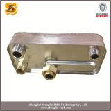 Échangeur de chaleur à plaques brasées en acier inoxydable 316L