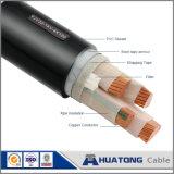 Multi-Core Kabel van /Tape van de Draad van het Staal van de Leider van het Koper XLPE Geïsoleerde Gepantserde Elektrische met Betrouwbare Kwaliteit