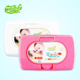Plastic Box Package Baby Wet Wipes Tissue