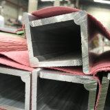 Perfil de aluminio/barra de aluminio simple de la protuberancia con de ángulo recto