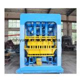 O Qt12-15 grandes blocos de concreto Automático de Saída da Linha de Produção