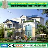 Chambres portatives économiques de système solaire/Chambre préfabriquée/Chambre modulaire
